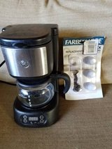 GE Programable 5 cup coffee maker in Camp Pendleton, California