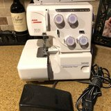Janome Serger 3434D Over Lock Serger in Vacaville, California