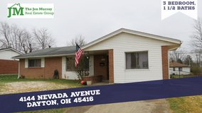 4144 Nevada Avenue Dayton OH 45416 in Wright-Patterson AFB, Ohio