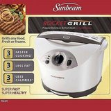 Sunbeam Rocket Grill New in Box in Glendale Heights, Illinois