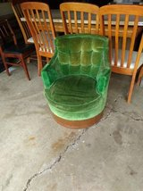 Green Vintage Chairs from Silver Craft Furniture Co. in Palatine, Illinois