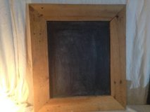 Rustic Frame hanging chalk board in Dover, Tennessee