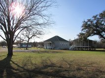 2 acres! 2/1 home! Church! Fellowship Hall! in Rosenberg, Texas