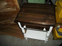 ALL WOOD CABINET / TABLE in Naperville, Illinois