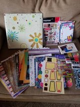 New Scrap book with lots of accessories in Camp Pendleton, California