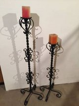 Wrought iron Candle Stands in Naperville, Illinois