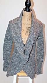 Banana Republic Snap Front Shawl Collar Cardigan, Wool/Alpaca Blend, Small in Westmont, Illinois
