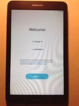 samsung galaxy tab e 32gb tablet - sm-t378v in Yucca Valley, California