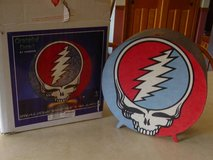 Grateful Dead Steal Your Face Ichibun Lamp By Vander in Elgin, Illinois