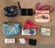 Assorted Girl Purses / Wallets, Set of 9 in Kingwood, Texas