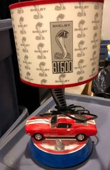 Shelby mustang lamp in New Lenox, Illinois