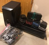 RCA DVD player with speakers in Morris, Illinois