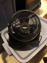 Small fan in New Lenox, Illinois