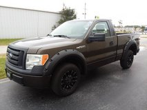 2009 Ford F-150 Regular Cab Short Bed V8 Automatic A/C Cruise Control in Camp Lejeune, North Carolina