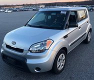2010 Kia Soul DOHC 4 Cylinder 5-Speed Manual Transmission Ice Cold A/C in Camp Lejeune, North Carolina