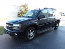2004 Chevy Trailblazer LT EXT 7Pass 3Row SUV V8 Sunroof Leather Loaded in Camp Lejeune, North Carolina