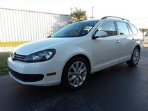 1 Owner 2011 VW Jetta SportWagon TDi Turbo Diesel Automatic Great MPG in Cherry Point, North Carolina