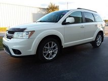 One Owner 2015 Dodge Journey SXT 7-Passenger (3 Row) Crossover SUV in Cherry Point, North Carolina