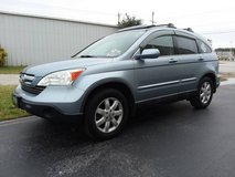1Owner 2009 Honda CRV EX-L NAV SUV, 4Cyl Automatic Sunroof Leather AWD in Cherry Point, North Carolina