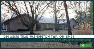 1090 Agate Trail Washington TWP, OH 45459 in Wright-Patterson AFB, Ohio