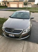 VW CC 2011 2.0 Turbo with 117K Miles in Joliet, Illinois