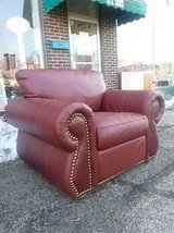 Chair and Ottoman in Elgin, Illinois