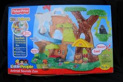 Fisher-Price Little People Zoo Talkers in Camp Lejeune, North Carolina
