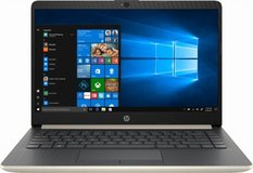 NEW hp 14 inch; laptop - Upgraded to 500GB SSD!! core i3/8GB RAM/HDMI/Windows 10 in Fort Leonard Wood, Missouri