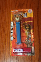 pez: alex the lion from madagascar, cardboard pack, brand new & sealed in Spring, Texas