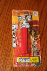 pez: marty the zebra from madagascar, cardboard pack, brand new & sealed in Spring, Texas