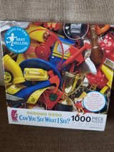 """Educational sealed puzzle """"Can You See What I See"""" in Temecula, California"""