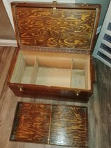 Wood Box or Chest with compartments in Phoenix, Arizona