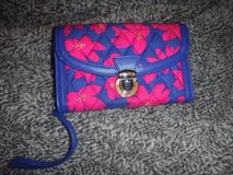 Vera Bradley Art Poppies Quilted Wristlet Wallet in Tomball, Texas
