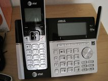 AT&T Cordless Phone with Bluetooth Connect, Answering System, 2-Handsets TL96273 in Kingwood, Texas
