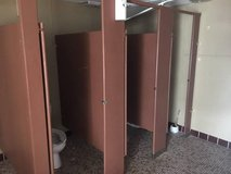 Bathroom stalls (3 stalls) in Warner Robins, Georgia