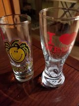 New tall shot glasses in Camp Pendleton, California