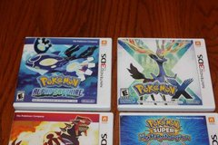 Choice of One 3DS Pokemon Game in Spring, Texas