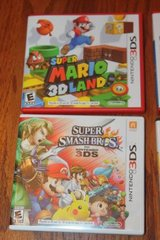 Choice of Mario 3DS and DS Excellent Condition in Spring, Texas
