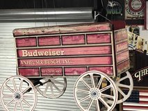 Budweiser Buggy in Baytown, Texas