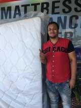 MILITARY APPROVED BUSINESS Memory Foam-Pillow Top-Queen King Full Twin Mattress New in Camp Pendleton, California
