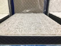 New Queen Mattress and Box in Camp Pendleton, California