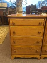 Maple Dresser Chest in Elgin, Illinois