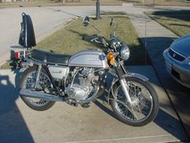 1975 Honda CB200T Motorcycle in Tinley Park, Illinois