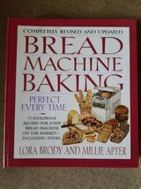 Bread making hardcover book in Camp Pendleton, California