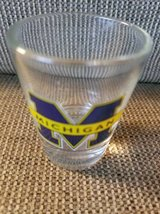 New University of Michigan shot glass in Camp Pendleton, California