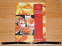 Vintage 1997 Weight Watchers 123 Success Program Fast Food Companion Book in Morris, Illinois