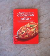 Vintage 1976 A Campbell Cookbook Cooking With Soup Spiral Hardcover Book 608 Recipes in Joliet, Illinois