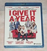 NEW I Give It A Year Blu Ray Disc Hilarious Dating Marriage Comedy SEALED in Oswego, Illinois