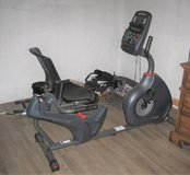 SCHWINN 230 Journey 2.0 Recumbent Exersize Bike in Chicago, Illinois