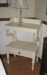 Accent Table / Night Stand - Country Living by Lane - Beige in Naperville, Illinois